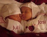 Juli und Josi